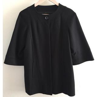 ユニクロ(UNIQLO)のユニクロ ポンチ素材 コート(スプリングコート)