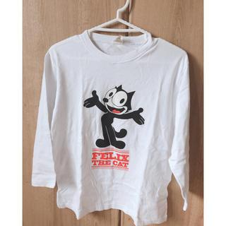 Felix 七分袖 Tシャツ M(Tシャツ(長袖/七分))