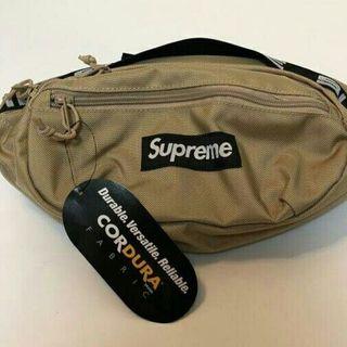 シュプリーム(Supreme)の18SS supreme waist bag ウエスト バッグ(ボストンバッグ)