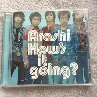 アラシ(嵐)の嵐/How's it going? 初回限定盤(ミュージック)