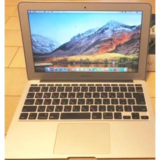 アップル(Apple)のmacbook air 2011 MID core i5 1.6GHz(ノートPC)