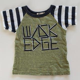 ワスク(WASK)のWASK 【100】半袖Tシャツ ワスク べべ(Tシャツ/カットソー)
