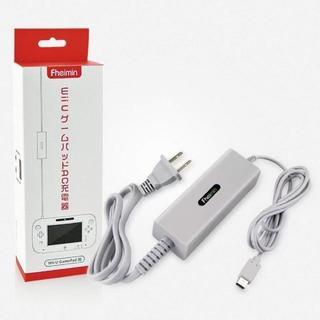 【今季★注目】Wii U対応 ゲームパッド ACアダプター 充電アダプタ(家庭用ゲーム本体)
