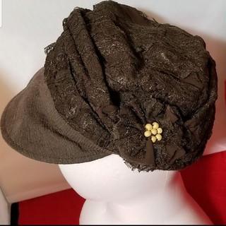 クリアランスセール キャスケット帽子(キャスケット)