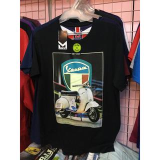 ベスパ(Vespa)Tシャツ(Tシャツ/カットソー(半袖/袖なし))