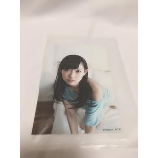 エヌエムビーフォーティーエイト(NMB48)のみるネコ 生写真(アイドルグッズ)