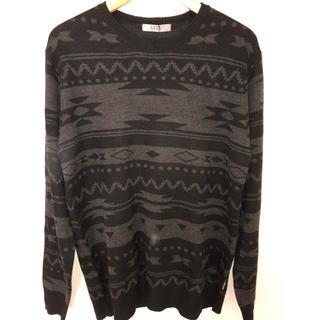 シマムラ(しまむら)のしまむら AZULコラボ セーター LLサイズ オルテガチャコ(ニット/セーター)