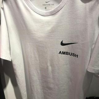アンブッシュ(AMBUSH)のambush x nike  Tシャツ(Tシャツ/カットソー(半袖/袖なし))
