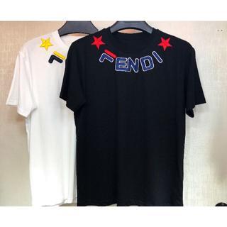 フェンディ(FENDI)のFENDI フェンディ 2色 人気商品 Tシャツ/カットソー 激売れ(Tシャツ/カットソー(半袖/袖なし))