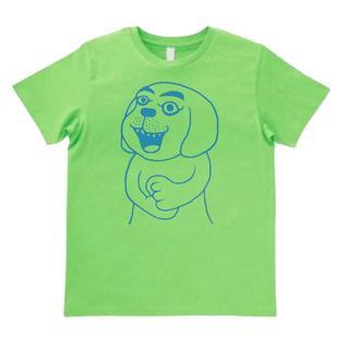 おもしろ Tシャツ ライトグリーン 404(Tシャツ/カットソー(半袖/袖なし))