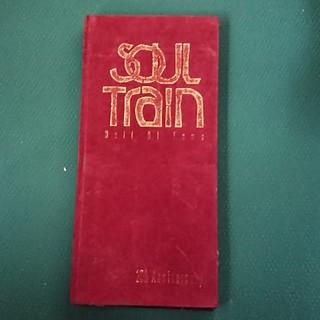 SOUL TRAIN 20周年記念アルバム ブックレット付き(ポップス/ロック(洋楽))