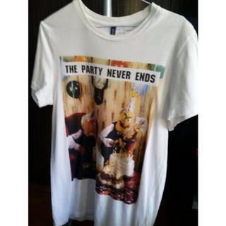 エイチアンドエム(H&M)のTシャツ H&M  Lサイズ  ディズニー(Tシャツ/カットソー(半袖/袖なし))