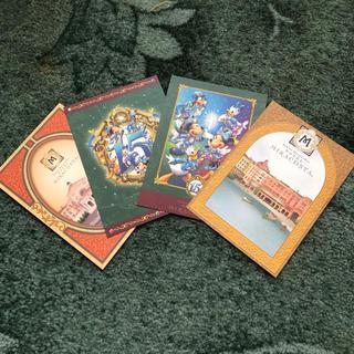 ディズニー(Disney)のディズニーシー  15周年 ポストカード ミラコスタ(キャラクターグッズ)