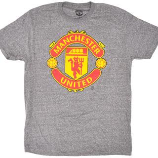 新品 マンU オフィシャルロゴTシャツ(Tシャツ/カットソー(半袖/袖なし))
