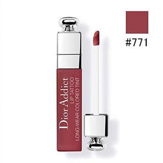 ディオール(Dior)のディオールアディクトリップティント #771(口紅)