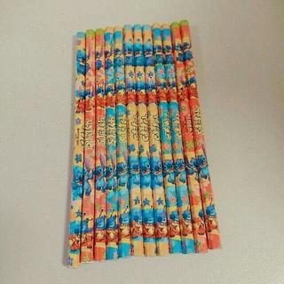 ディズニー(Disney)のスティッチ 鉛筆 1ダース B(鉛筆)