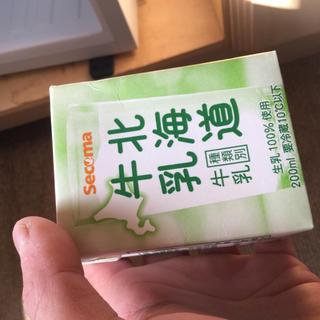 空牛乳パック(その他)
