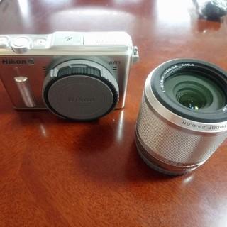 ニコン(Nikon)のNikon aw1 標準ズームレンズキット ニコン おまけつき(ミラーレス一眼)