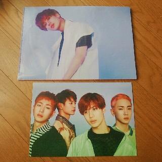 SHINeeテミンクリアファイル&ポスカ(K-POP/アジア)