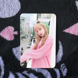 BLACKPINK LiSA カード(K-POP/アジア)