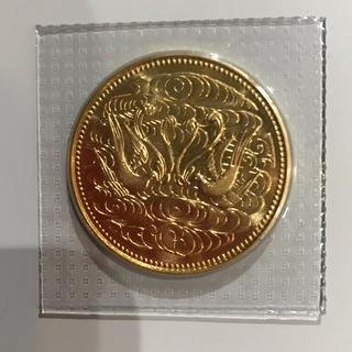 記念硬貨 天皇御在位 60年   (貨幣)