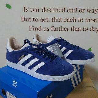 アディダス(adidas)のアディダス ガゼル サイズ24.0(スニーカー)
