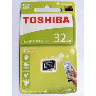 東芝 micro SDカード 32GB Class10(その他)
