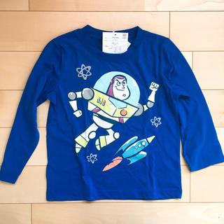 ディズニー(Disney)の未使用長袖 size120(Tシャツ/カットソー)