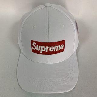 Supreme - supreme キャップ ホワイト 新品