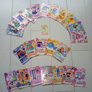 アイカツ(アイカツ!)のアイカツカードのセット(カード)