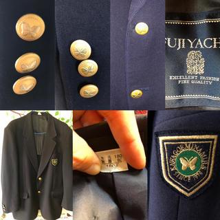 男子高校制服(冬服)