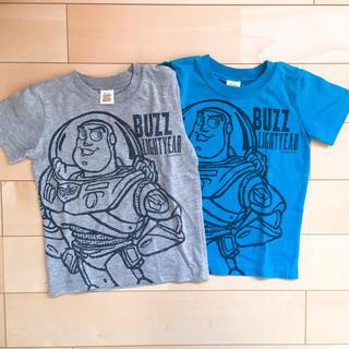 ディズニー(Disney)の色違い半袖Tシャツ size100(Tシャツ/カットソー)