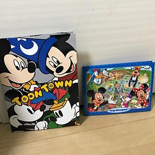 ディズニー(Disney)のディズニー 写真台紙(キャラクターグッズ)
