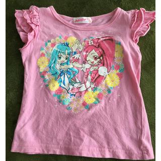 バンダイ(BANDAI)のハートキャッチプリキュア Tシャツ(その他)