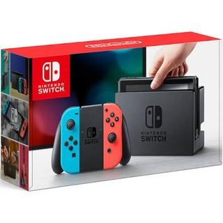 Nintendo Switch - Nintendo switch ネオンブルー/ネオンレッド 新品未開封品