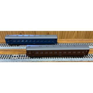 カトー(KATO`)のKATO 43系 客車 12両セット(鉄道模型)