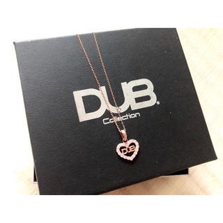 ダブコレクション(DUB Collection)のDUB ネックレス PG 10金(ネックレス)