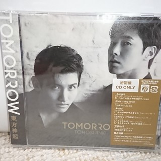 トウホウシンキ(東方神起)の【未開封新品】東方神起 TOMORROW(K-POP/アジア)