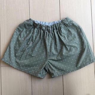 ムジルシリョウヒン(MUJI (無印良品))の無印90センチ ☆半ズボン(パンツ/スパッツ)