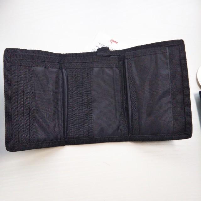 8540cd77f392 PUMA - プーマ 3つ折りウォレット ブラック 新品の通販 by HAPPY SHADOW ...
