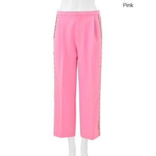 チェスティ(Chesty)のBijou pants ビジューパンツ size0(カジュアルパンツ)