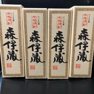森伊蔵 720 4本(焼酎)