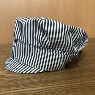 ヴィヴィアンウエストウッド(Vivienne Westwood)のvivienne westwood 帽子 キャスケット ストライプ(キャスケット)