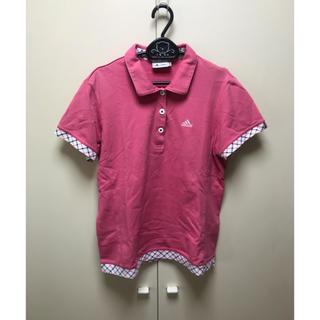 アディダス(adidas)のadidas ゴルフ ウェア ポロシャツ(ウエア)