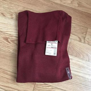 ムジルシリョウヒン(MUJI (無印良品))の(新品)無印良品 洗えるタートルネック sizeS(ニット/セーター)