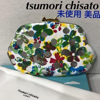 ツモリチサト(TSUMORI CHISATO)のツモリチサト 未使用 ガマ財布 美品 アナスイ コーチ ポールスミス 好きに(財布)