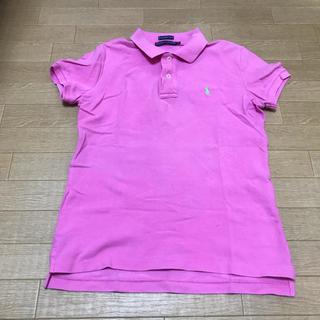 POLO RALPH LAUREN - ポロラルフローレン  ポロシャツ ピンク