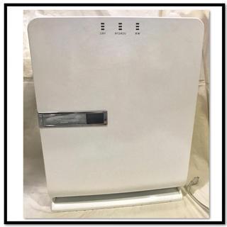 ミツビシデンキ(三菱電機)の中古 三菱 空気清浄機 卓上型 MA806 (空気清浄器)