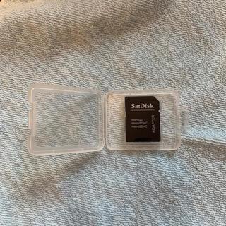 サンディスク(SanDisk)のmicroSD変換器(PC周辺機器)