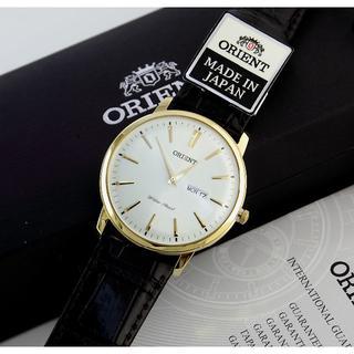 オリエント(ORIENT)の新品ORIENT CLASSIC オリエントクラシックメンズ腕時計(YG(腕時計(アナログ))